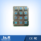 Autodialler Phone Kits, Access Control Keypad, Metal Keypad