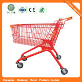 Js-Teu02 Professional Factory Hand Shopping Trolley
