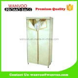 Waterproof Garment Clothes Portable Bedroom Non Woven Fabric Wardrobe