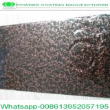 Powder Coating Anti-Scratch Copper Hammer Tone with Black Copper Texture