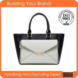 2015 China Manufacturer Fashion Leather Lady Handbag