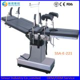 Surgical Instrument Electric Hospital Fluoroscopic Operating Room Table
