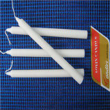 Fast Shipment Household 8-90g White Candles