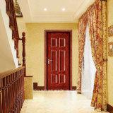 The Popular Red Spell Wooden Steel Door (SX-3-5004)
