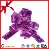 Holographic Printed Poly Pull Ribbon Bow for Packing