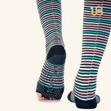 Long Yoga Sock with Open Toe