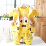 2015 Autumn Winter China Children Suit of Three-Piece Lovely Baby Suit Manufacturers
