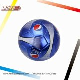 Metallic Leather PVC Soccer Ball