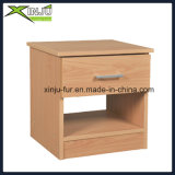 Simple Bedside Cabinet with One Drawer