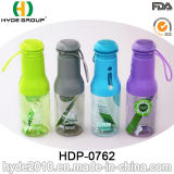 2016 New Design Plastic Tritan Traveling Drink Bottle (HDP-0762)