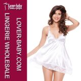 Fat Woman Wholesale Plus Size Lingerie Babydoll (P2316-4)