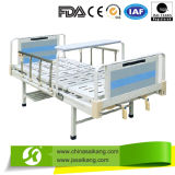 Two-Crank Hospital Bed with Utility Functions