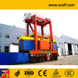 Mobile Rubber Tyre Quayside Container Crane /Container Straddle Carrier