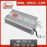 Smun 250W Waterproof LED Driver Smv-250