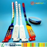 WaterPark waterproof Ntag213 Disposable NFC smart ticket band