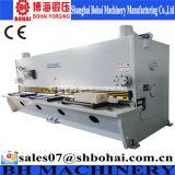 Hydraulic Guillotine Plate Shearing Machine Metal Cutting QC11y 6*4000mm Machine