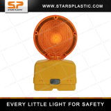 Road Safety Barrel LED Warning Barricade Light for Road Safety