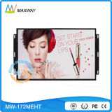 Open Frame 17 Inch LCD Monitor with Sdi, AV, BNC, RCA Input Custom Design (MW-172MEH)
