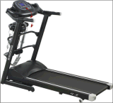 2.0HP DC Small Cheap Home Use Motorized Treadmill