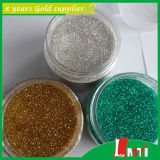 Colored Glitter Powder Supplier for Wallcovering