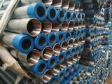 Pre-Galvanized Steel Pipe Round Shape Tianjin Factory