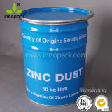 25L Chemical Use Metal Tinplate Bucket
