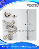 Stainless Steel Round Chromed Shower Sliding Bar