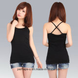 Womens Sexy Vest with Cross Stripe on Back