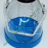 Big Capacity Transparent Plastic Measuring Bucket