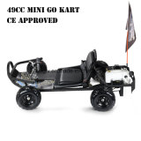 50cc EEC Quad 4 Wheel Go Kart