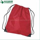 Customized Drawstring Backpack Cheap Polyester Drawstring Shopping Bag