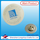 Wholesale 3D Metal Badge with Samll Size