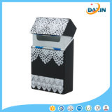 White Hollow Pattern Silicone Cigarette Case