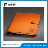 Paper Notebook Printing with PU Cover