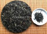 White Tea Round Flat Cake
