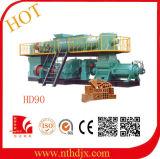 Red Soil Brick Making Machine Brick Production Line (HD75-40)