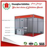 Octanorm Aluminium PVC Panel Shell Scheme Standard Booth