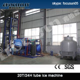 Focusun Food Grade 20tpd Tube Ice Making Machine Industrial