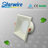 Square Downlight LED with CE 12W 15W 20W Recessed Ceiling Downlights