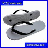 White Color PE Simple Styles Footwear Slipper