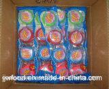 Jjw 16g 4 PCS Polybag Packing Crazy Rollz Marvel Bubble Gum