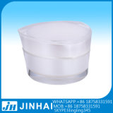 Hot Acrylic Lotion Bottle Cream Jar for Cosmetic