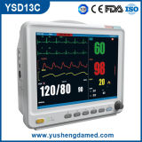 Ysd13c Ce ISO FDA Approved Medical Diagnosis Equipment Patient Monitor
