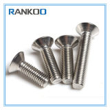 M8 Countersunk Head Torx Screw with Stainless Steel Material