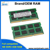 Factory China SODIMM 4GB 1600 DDR3 RAM