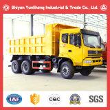 Tri-Ring 6X4 26t 10 Wheel Dump Truck Capacity / 10 Tires Tipper Truck