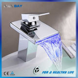 High Quality Factory Direct Sale LED Basin Faucet