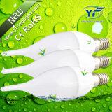 C37 240lm 400lm E14 Bulb LED with RoHS CE