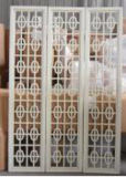 Chinese Antique Reproduction Wood Screen