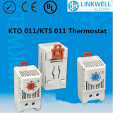 DIN Rail Mount Nc Type Panel Heater Thermostat